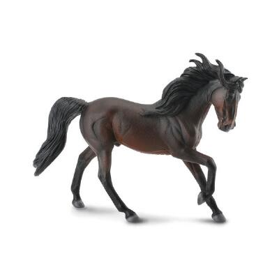 Breyer Corral Pals Bay Andalusian Stallion