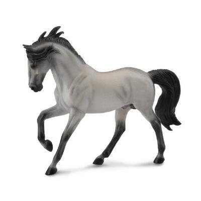 Breyer Corral Pals Grey Andalusian Stallion