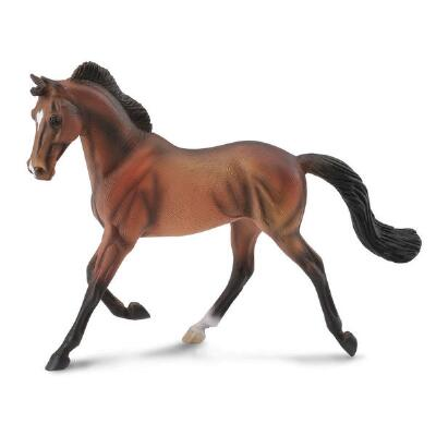 Breyer Corral Pals Black Thoroughbred Mare