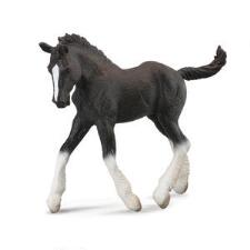 Breyer Corral Pals Black Shire Horse Foal - TB