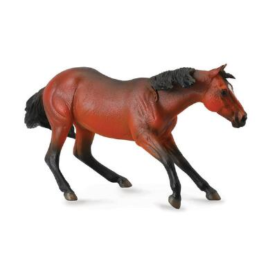Breyer Corral Pals Bay Quarter Horse Stallion