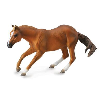 Breyer Corral Pals Sorrel Quarter Horse Stallion
