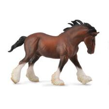 Breyer Corral Pals Bay Clydesdale Stallion - TB