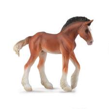 Breyer Corral Pals Bay Clydesdale Foal - TB