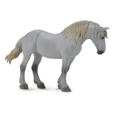 Breyer Corral Pals Grey Percheron Mare