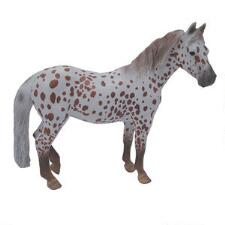 Breyer Corral Pals Leopard British Spotted Pony Mare - TB