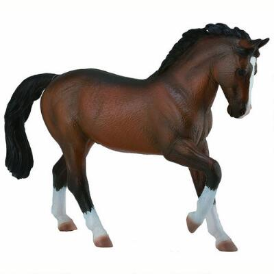 Breyer Corral Pals Warmblood Bay Stallion
