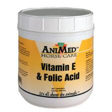AniMed Folic Acid Vitamin E Supplement  2 lb - TB