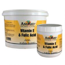 AniMed Folic Acid Vitamin E Supplement - TB