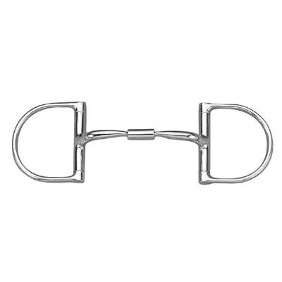 Myler English Dee Comfort Snaffle 5in No Hooks Mb02