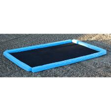 Burlingham Sports Water Box with Mat - TB