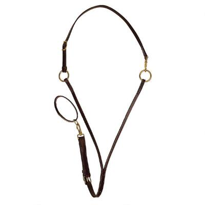 Tory Leather Arabian Training Martingale