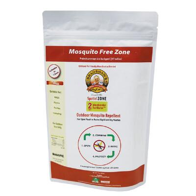 Terry Bradshaws 4 Ring Protection 2 Day Mosquito Free Zone