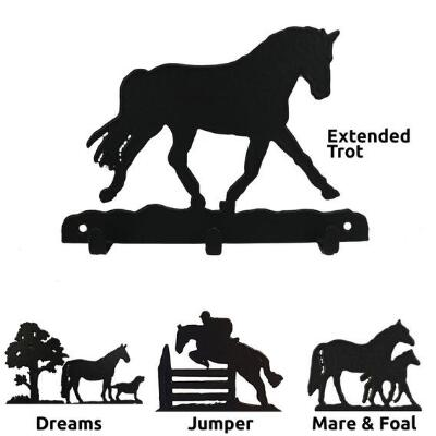 Shires Equestrian Design Key Rack