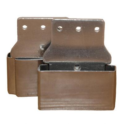 Blevins Buckle 2.5 In Metal