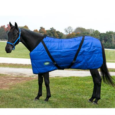 Country Pride Sentinel Channel Quilt Heavyweight Closed Front Stable Blanket