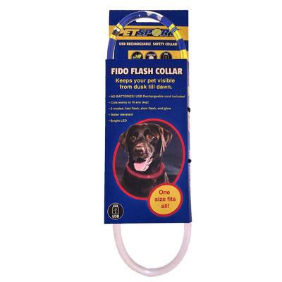 Fido Flash Collar