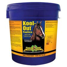 Finish Line Kool Out Poultice 45 lb - TB