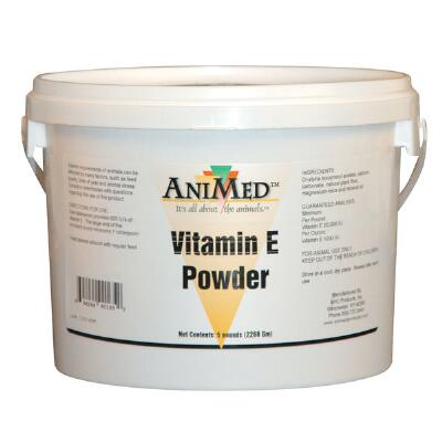 Vitamin E Powder 5 lb