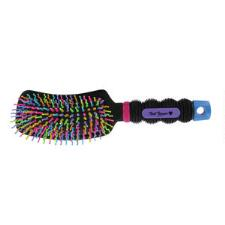 Curved Handle Rainbow Mane and Tail Brush - TB