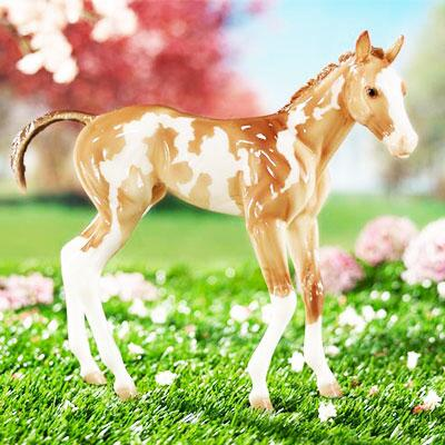 Breyer® Traditional Springtime Filly Camila Colors may Vary