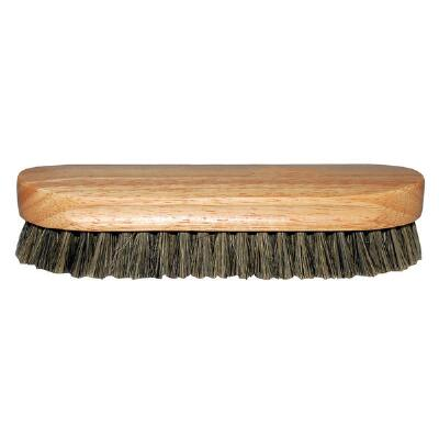Body Brush Synthetic and Natural Bristles Wood Back 8.75 in