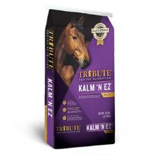 Tribute Kalm N EZ Pelleted 50 lb - TB