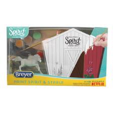 Breyer Spirit Horse and Stable Painting Kit - TB