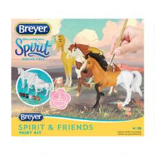 Breyer Deluxe Spirit and Friends Painting Kit - TB