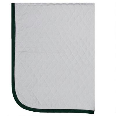 Baby Pad Square 27 X 33.5 with Color Trim