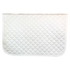 White Baby Pad 27 X 34.5 with Color Trim - TB
