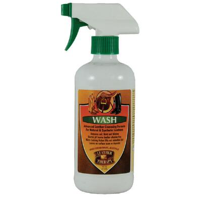 Leather Therapy Leather Wash 16 Oz