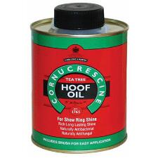 Cornucrescine Tea Tree Hoof Oil with Brush 16.9 oz