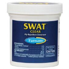 Swat Fly Repellent Ointment Clear 7 oz - TB