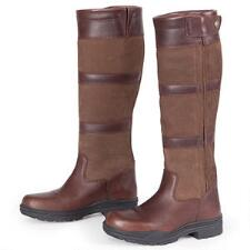 Broadway Long Leather Ladies Tall Boot