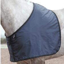 Shires Satin Anti-Rub Blanket Bib - TB