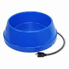 API 5 Quart Heated Plastic Pet Bowl - TB