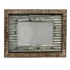 Western Moments 5x7 Rustic Metal Picture Frame - TB