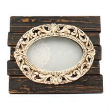 Western Moments Rustic Buckle 4x6 Picture Frame - TB