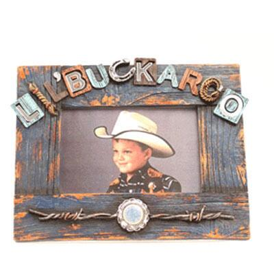 Picture Frame 4 X6 Little Cowpoke