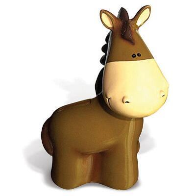 Whimsical Horse Piggy Bank