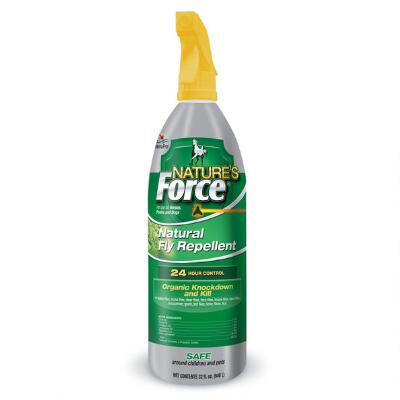 Natures Force Fly Spray 32 oz