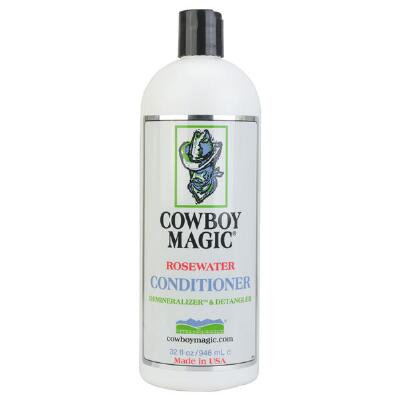 Demineralized Rosewater Conditioner 32 oz