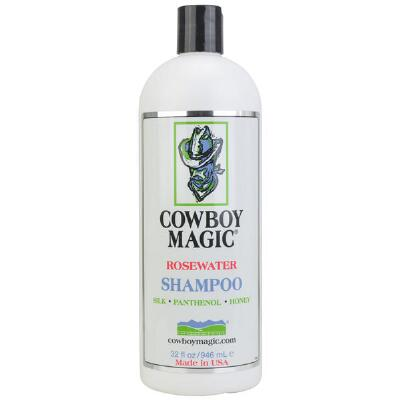 Cowboy Magic Rosewater Shampoo 32 oz