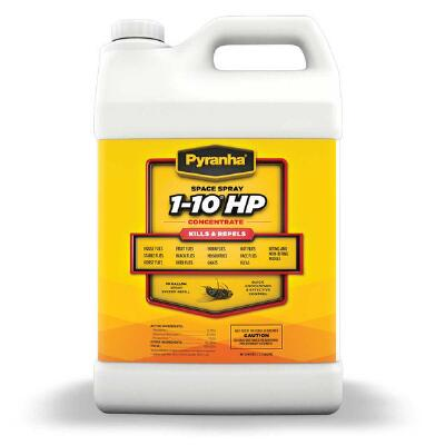 Pyranha Fly Space Spray 1-10 HP Concentrate for 55 Gallon Spray System 2.5 Gallon