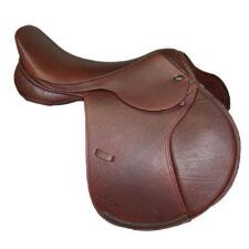 Bridgette Platinum Close Contact Saddle- Floor Model Sale