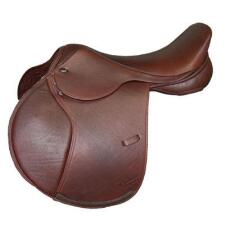 M Toulouse Bridgette Platinum Close Contact Saddle- Floor Model Sale - TB