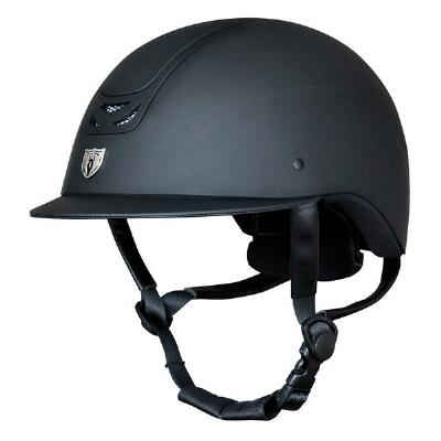 Tipperary Royal Traditional Matte Riding Helmet
