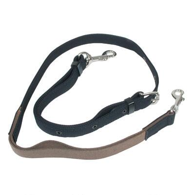 Tie Down Martingale With Elastic