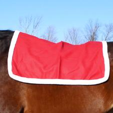 Holiday Horse Saddle Pad Cover - TB